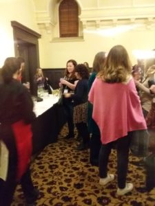 KidLitVic cocktail party at Melbourne Town Hall 25 May 2019